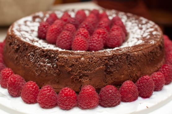 Flourless Chocolate Cake [98/366]